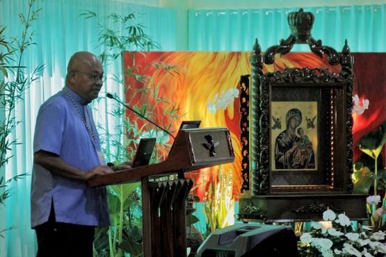 【特稿】神父不顾自身安危,讨伐菲律宾杀戮行为