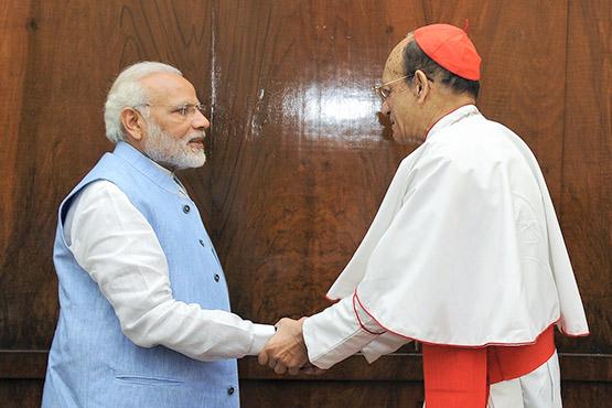 印度總理一再推遲對教宗訪問該國的邀請