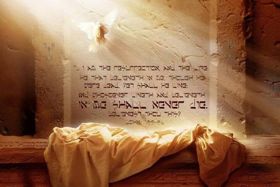 【博文】關於復活
