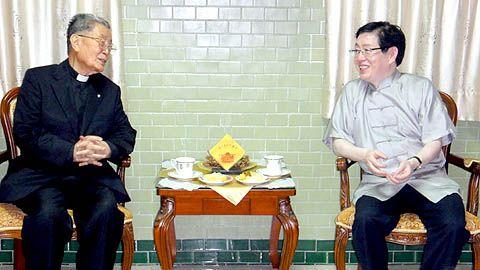 國宗局局長王作安升任統戰部副部長