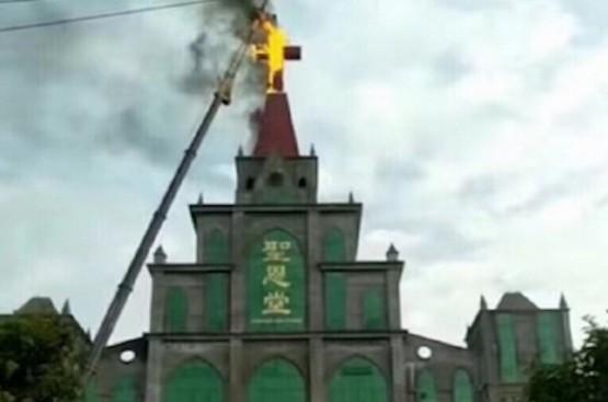 基督教中國化報道(二):推進基督教中國化被指為政權背書