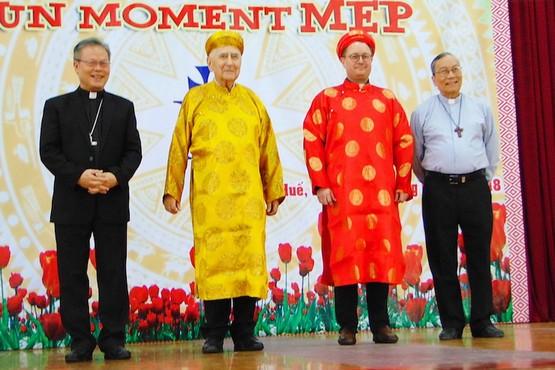 法國傳教士在越南播下了好的種子