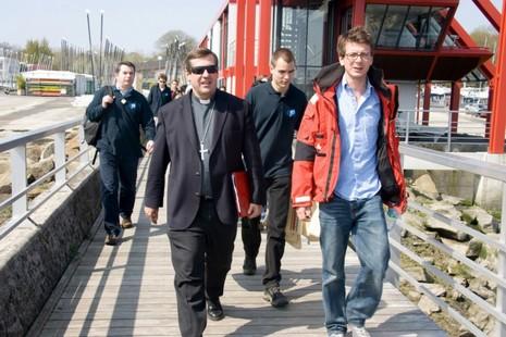 法國神父辭職抗議委任新的輔理主教
