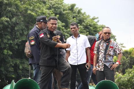 印尼民眾敦促總統嚴打人口販賣