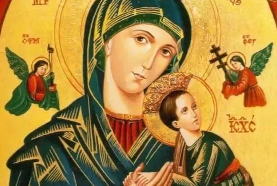 【博文】这张常见的圣母圣像,你知道它的含义吗?
