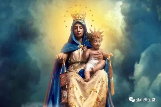 【博文】母親,聖母,心靈的港灣