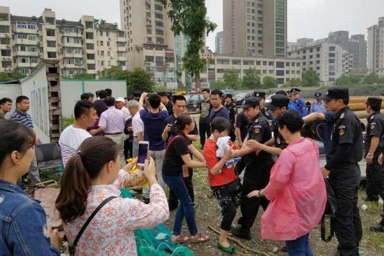 杭州教会土地被强行拍卖掉