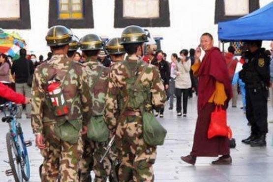 【評論】中共在西藏開展的掃黑除惡與抓特務