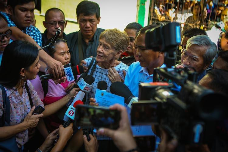 【评论】在菲律宾的教会人士,于主的葡萄园内危险地工作