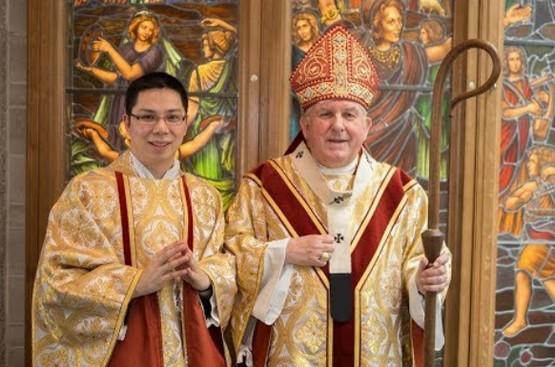 【盐与光:教会透视】多伦多第二位华人教区神父晋铎庆典