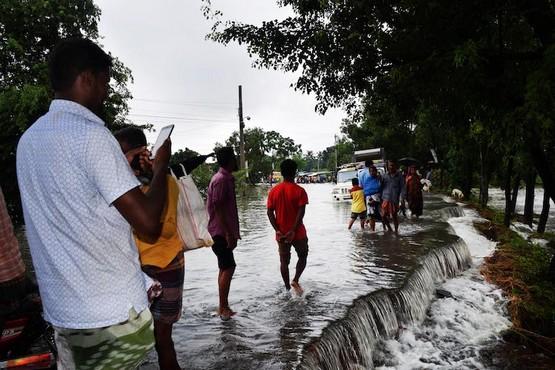 孟加拉为夏季将出现的「破坏性」水灾做好准备