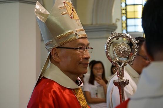 香港主教楊鳴章澄清沒有向教宗提出辭職一事,只是一場誤會