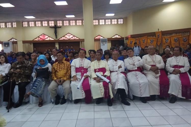 印尼即將舉行選舉,天主教徒表明立場反對宗派政治