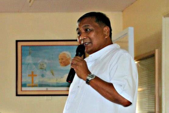 菲律宾再有神父遭枪伤,是去年十二月以来的第三宗