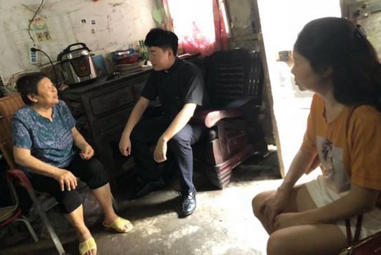 重慶發生特大洪災,教區神長牧靈慰問受災教友