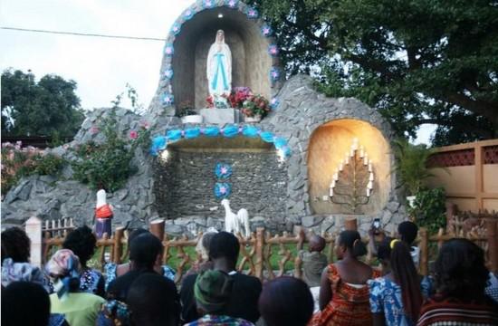 【特稿】據稱在喀麥隆中部聖母顯現