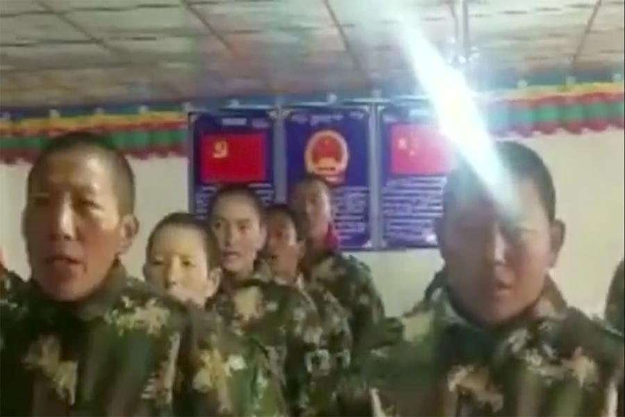 【評論】傳中共教育轉化中心內西藏尼師遭性虐,以被迫轉化