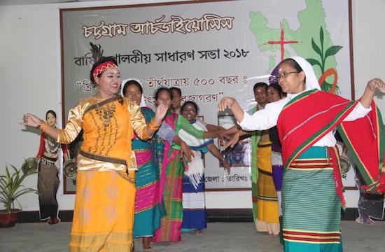 【特稿】修女奉獻自己致力為在孟加拉的民工服務