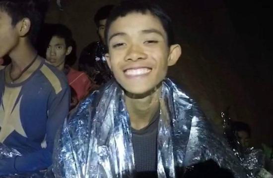 【評論】從泰國少年足球隊獲救事件學習憐憫