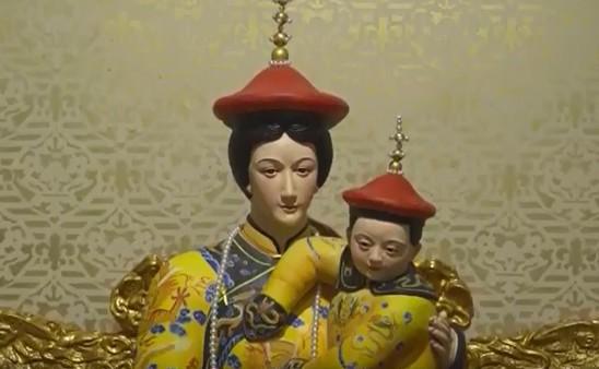 【鹽與光:教會透視】嘉模聖母堂安放「拯救聖母,中華皇后」聖母像