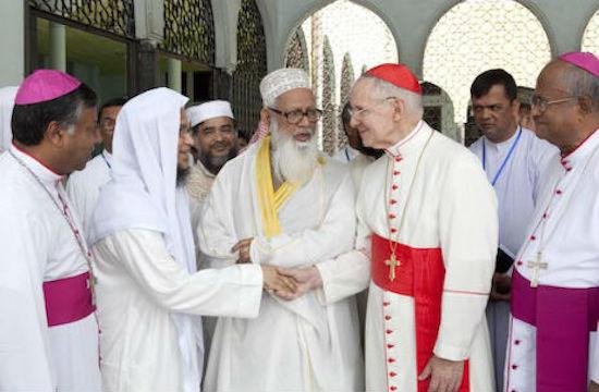 梵蒂岡傑出外交家──若望-類斯.陶然樞機,安息主懷