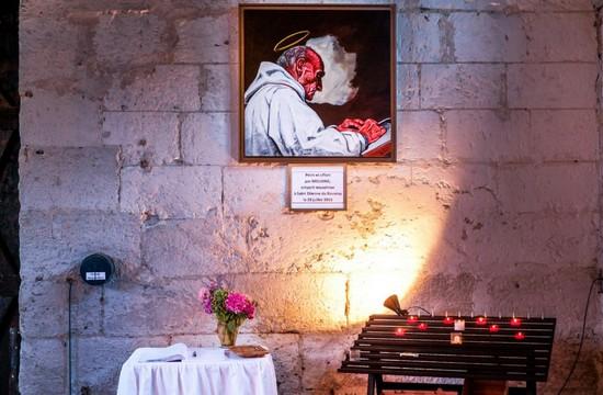 遭刺殺法國神父的列真福品案,過程進展順利