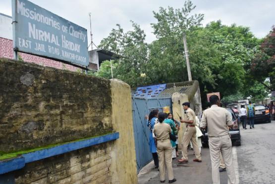 仁愛會修女被控在印度販賣兒童