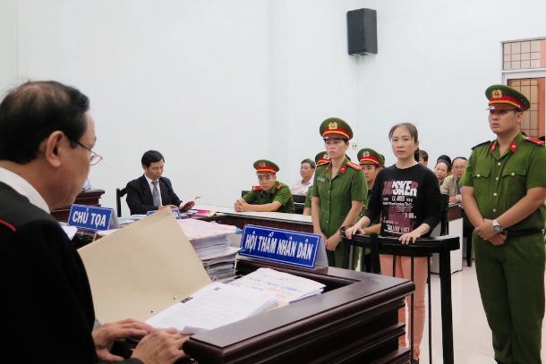 在越南遭監禁的天主教社運家結束絕食抗議