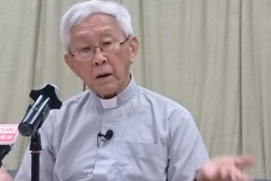 【博文】陈日君枢机:不能肯定,祇有疑问