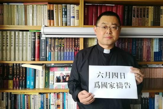 香港有團體發起穿黑衣,聲援在大陸被捕的牧師