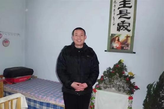 被拘押的地下神父日記揭示,他每次被捕都有為主捐軀的準備