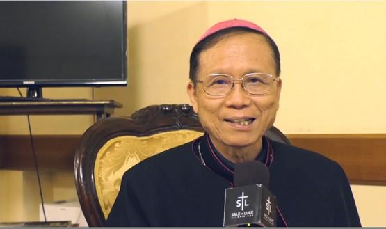 【鹽與光:教會透視】世界主教會議專訪──台灣嘉義教區鍾安住主教