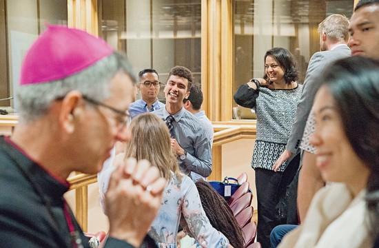 羅馬主教會議尋找將青年帶回教會的方法