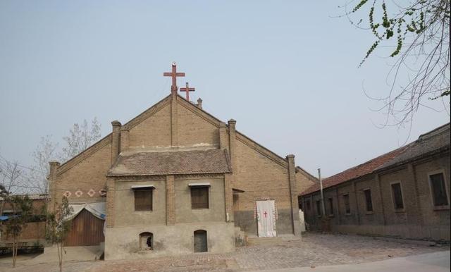 【博文】朝城教堂的哀傷