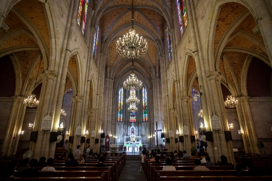 地下神父认同教宗为牧灵签协议,但没宗教自由情况下不公开