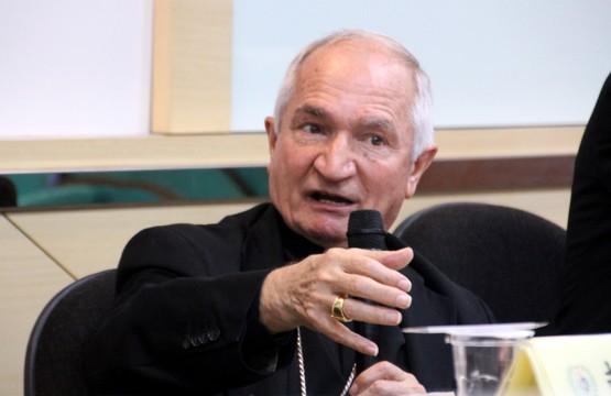 教廷退休外交官訪台,談中梵協議與人權問題
