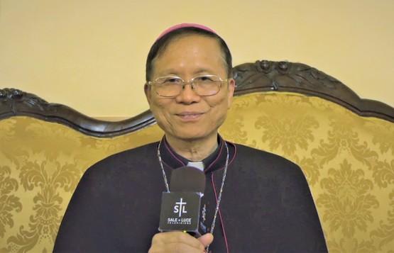 【盐与光:教会透视】钟安住主教分享封圣典礼对世界主教会议的意义