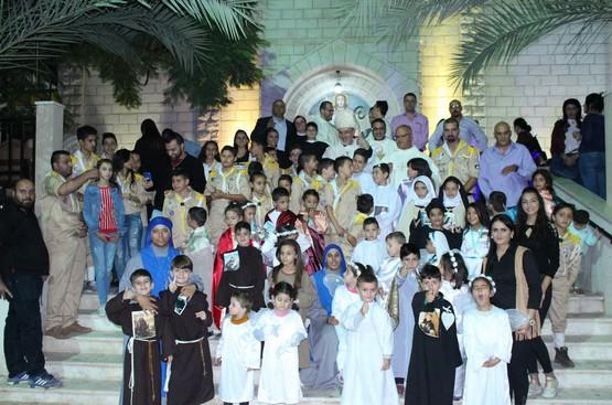 【盐与光:教会透视】圣地皮扎巴拉宗座署理牧灵访问加沙