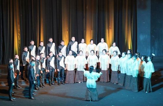 印尼舉辦首屆全國天主教聖樂節