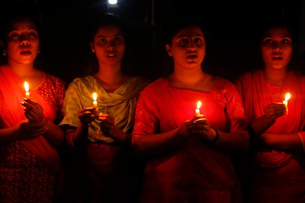 耶穌會青年運動在孟加拉踏入第十二周年