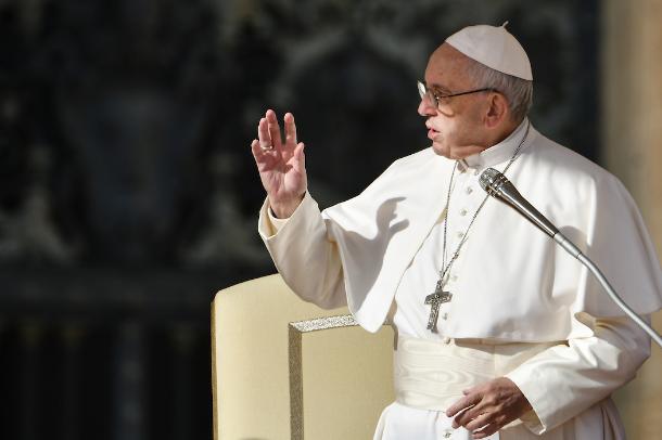 教宗說:我們必須聆聽窮人的呼喊