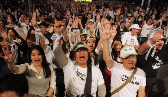 【博文】從台灣九合一選舉看高雄市民選擇經濟優先