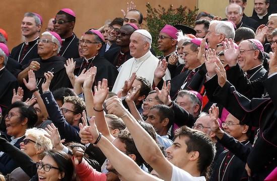 【評論】世界主教會議後感──「你去,也照樣做罷!」