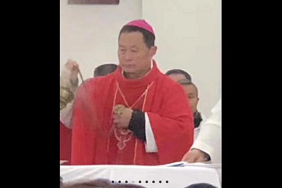 梵中協議後,河南地下正權主教公開就職卻只為助理主教