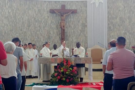 巴拿馬市華人教會團體,世青節活動分享在當地的傳教經驗