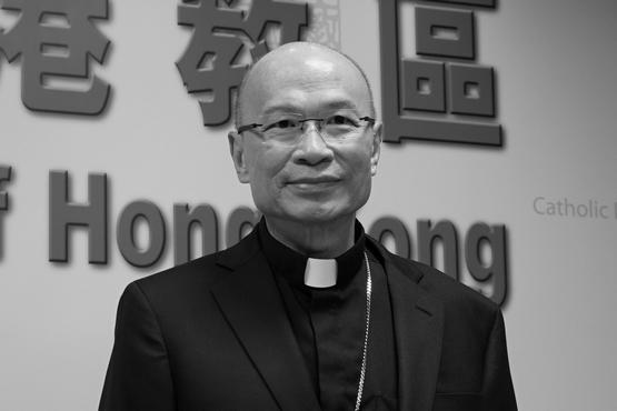 香港教區楊鳴章主教安息主懷