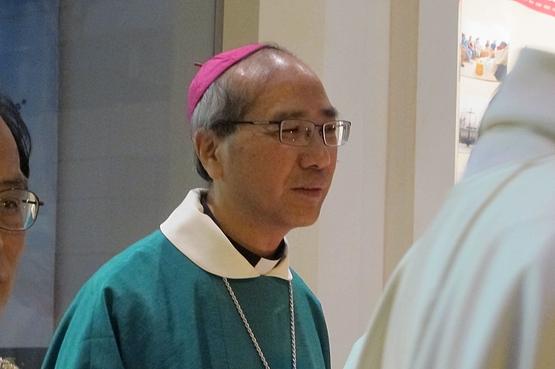 楊鳴章主教殯葬禮下周舉行,夏志誠輔理主教暫代管理教區