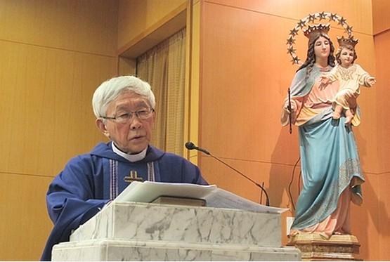 陳日君樞機獲美基金會頒自由勳章,表揚他是「新香港良心」