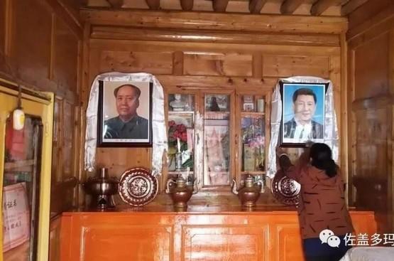 【評論】中共「清理」達賴喇嘛畫像,要求掛中共「領袖像」