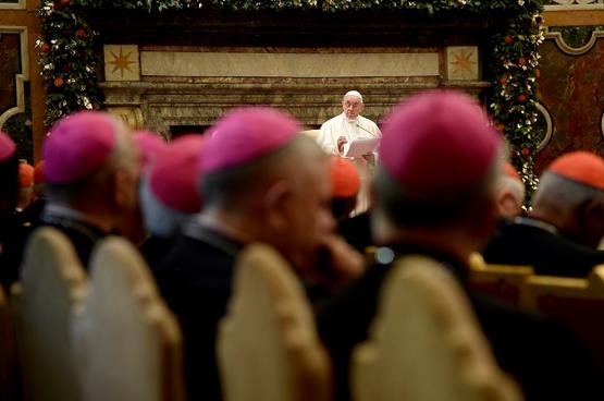 【特稿】教宗指處理性侵危機需要悔改和謙卑